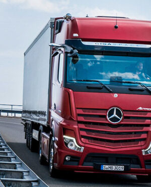 mercedes benz, truck, Actros lorry